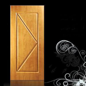 黑色木门装修效果图