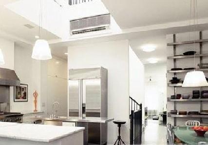 复式跃层系列之 迷你12款开放式厨房设计图片