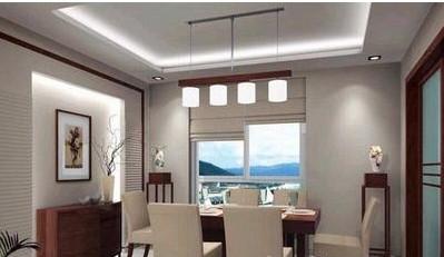 套小户型客厅连餐厅超时尚设计案例