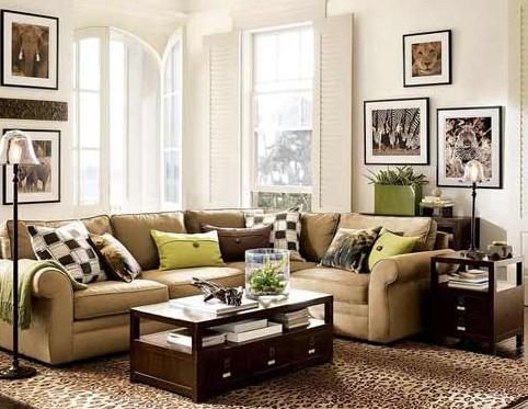 如家具或窗帘