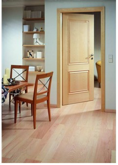 家庭装修中的木门选购及搭配