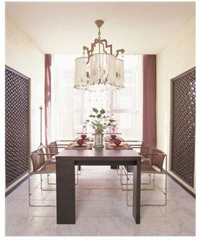 东方元素滋润家居设计 中国精神贯穿居家生活