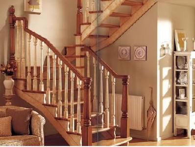 装修学堂 装修设计 装修构造 门窗楼梯 正文    以整体风格选材料