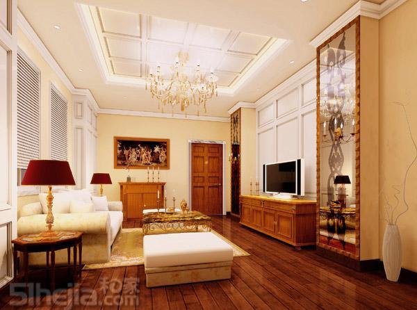 贵族欧式风格 室内配灯及设计要素