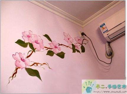 墙绘装饰不再是画框艺术
