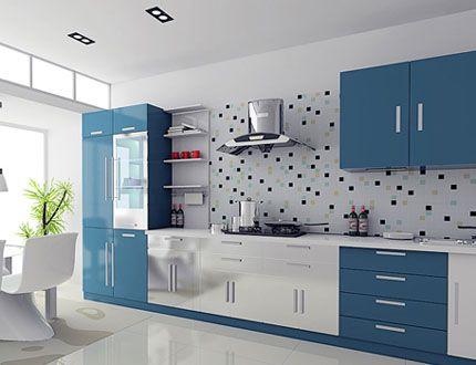时尚环保厨房设计要素-上海装潢网