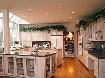 装修设计 装修话题 装修知识 正文  半高柜吧台功能佳 若是餐厅及厨房