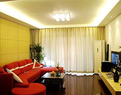 利用沙發調出客廳好風水