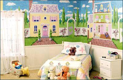 给宝贝最好的礼物 儿童房的多彩设计