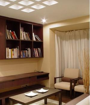 书房装修-书房的布局设计-上海装潢网