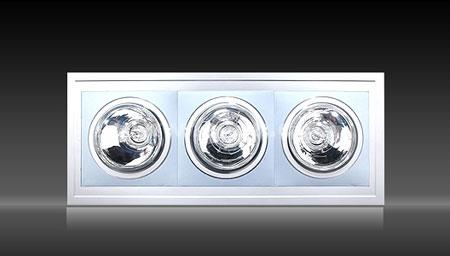 灯暖型浴霸的工作原理是