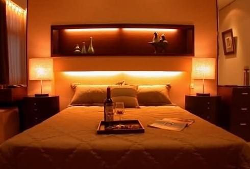 (15)卧室不可在刀字形的房间.    (16)卧室不可摆放太多植物盆栽.