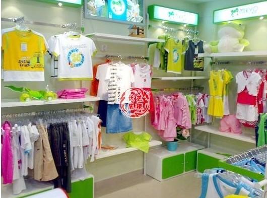 童装店室内应怎样装修设计才得体?