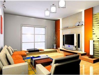 客厅装修注意电视背景墙的风水