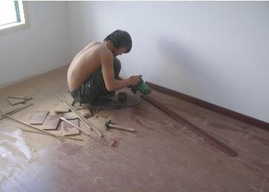 复合木地板验收规范