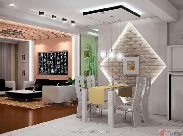 木龙骨电视墙结构图