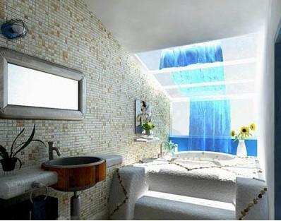 小户型卫浴间巧装修