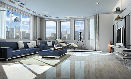 关于办公空间设计系列要素-上海装潢网