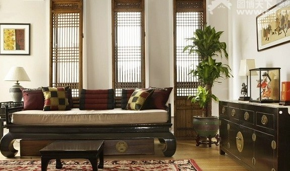 十种室内装修设计风格