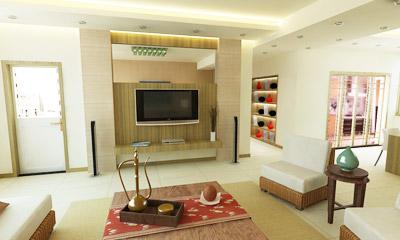 怎样让客厅电视墙设计简单再简单