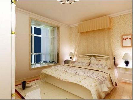 壁柜家具忌用三角形 风水宝鉴之卧室篇_上海装潢网