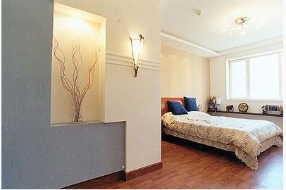 卧室墙壁装修效果图;;