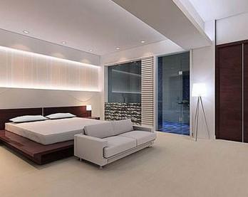 简约风格卧室的设计