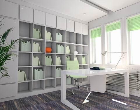 书房装修打造技巧-上海装潢网