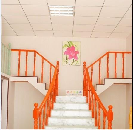 板材石材 正文  木制品楼梯有什么特点  木质楼梯是市场占有率最大的