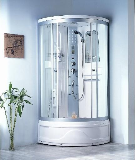 淋浴房是一种组装产品