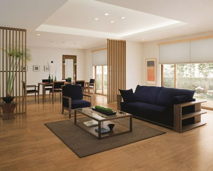 体验传统日式信息+享受室内安宁兼职室内设计师招聘风格图片