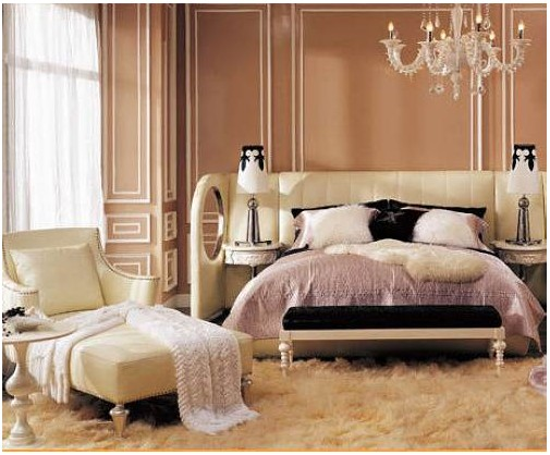 卧室装修  一种让人惊艳的美