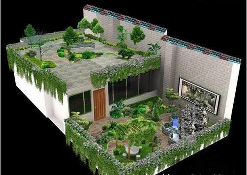 设计屋顶花园需要注意什么