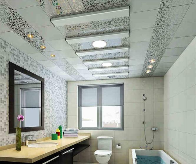 简约式过道吊顶 温馨中洋溢时尚… 走廊吊顶装修创意 几何造型打造