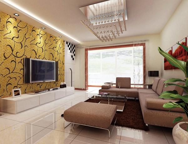 如何打造现代简约客厅