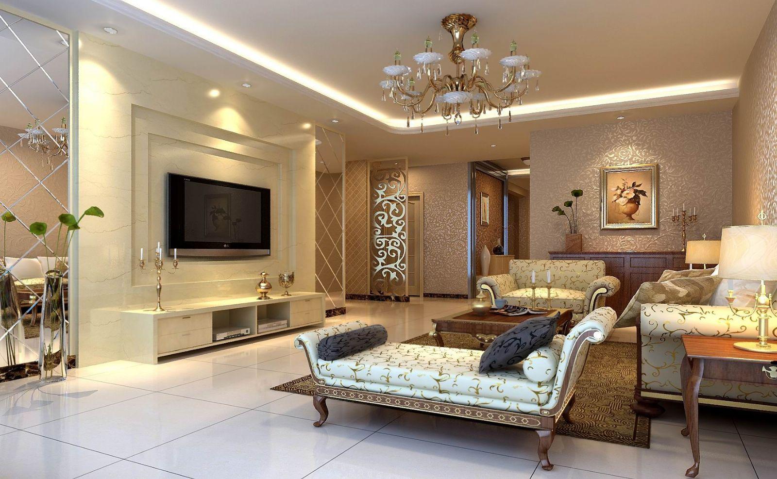 客厅灯风水_客厅风水中照明怎么布局-上海装潢网