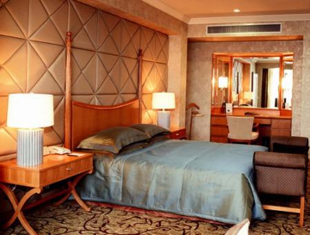 背景墙 房间 家居 酒店 设计 卧室 卧室装修 现代 装修 450_342