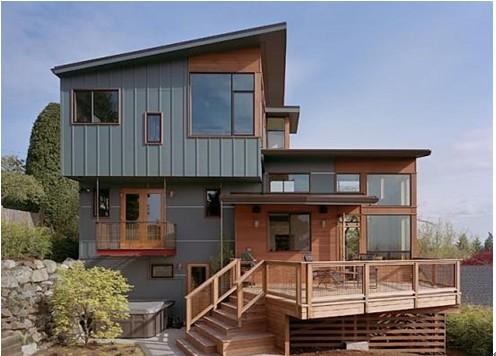 装修学堂 装修设计 装修户型 复式跃层别墅 正文  复式结构住宅具有图片
