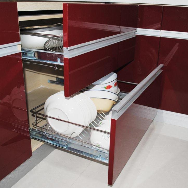 厨房拉篮如何安装_厨房拉篮_厨房拉篮设计