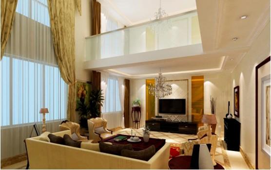 装修设计 装修户型 复式跃层别墅