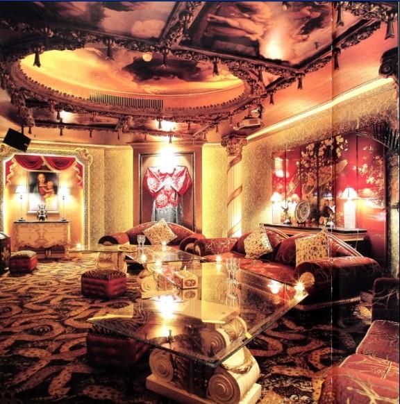 室内风格精妙配色法-上海装潢网
