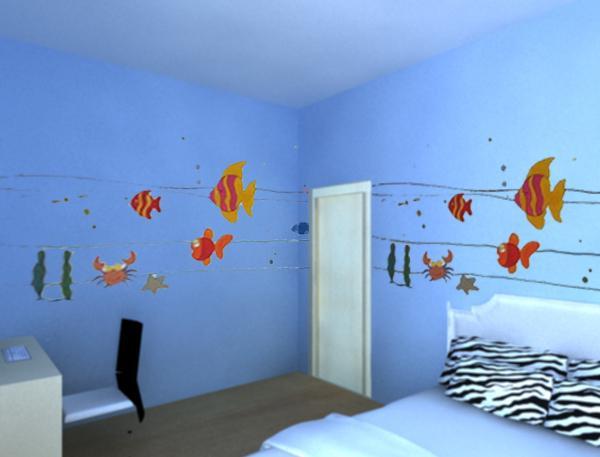 让卧室成为你的休息的天堂,什么样的设计会让你感觉原来进卧室也是一种享受,卧室是一个休息的场所,卧室的布置直接影响着人们的生活、学习和工作,所以卧室的装修设计是万万不能马虎的,下面多种缤纷完美的搭配你会喜欢那一种?  搭配缤纷卧室之灰色 这红色的卧室度蜜月的小夫妻最适合了。卧室中搭配鲜亮的红色是个不错的选择,它可以轻松让你的卧室成为室内空间的一个大亮点。但也不必一味用红色来冲击视觉,以免造成视觉疲劳感。因此我们可以适当的用白色或浅蓝色削弱一下红色的热力,在炎夏,像这样以蓝白为主,红色主题做点缀的方式是最佳的