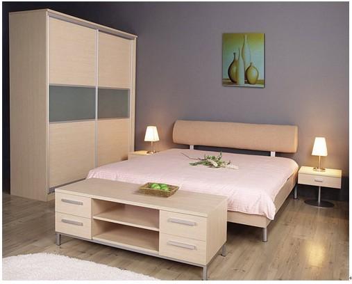 小户型卧室简约舒适