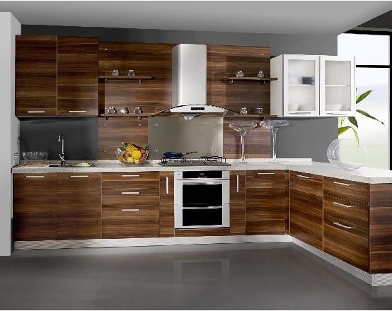 厨房厨柜拐角处结构图片