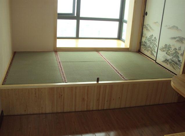 地台结构空间根据房间大小