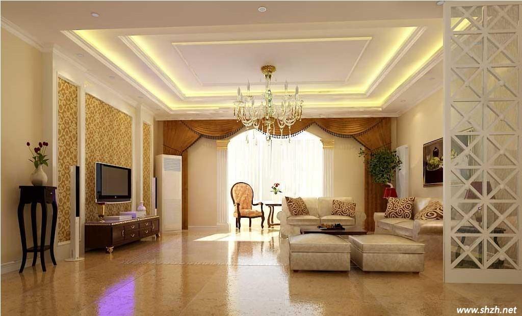 款式2:客厅效果图大全; 土豪金厨房设计案例__厨房装修效果图_装饰