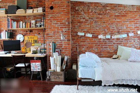 墙面装饰DIY 小夹子与照片拯救你家墙上空白图片