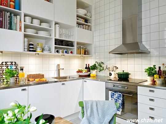 厨房节约空间设计