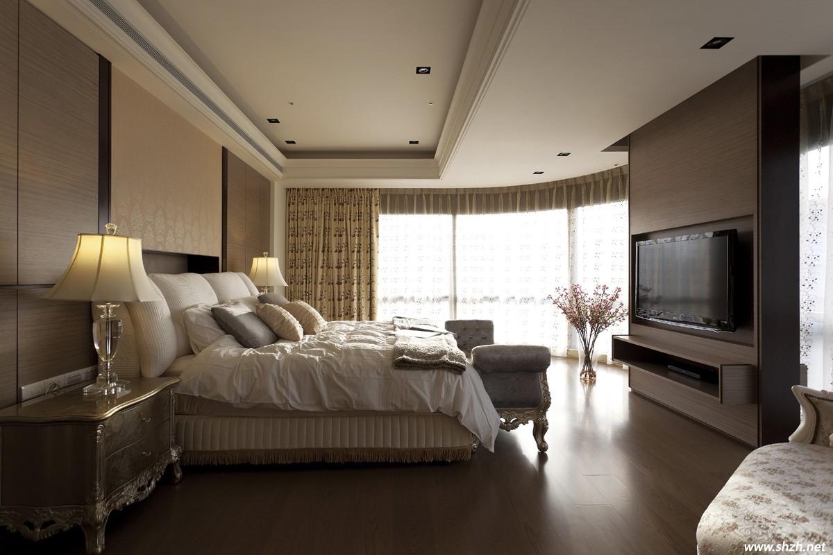 豪华三居室装修