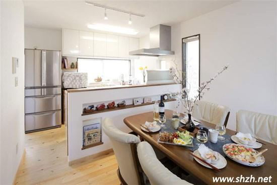 日本人厨房装修风格